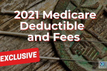 2021 Medicare Deductible and Fees
