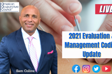 2021 Evaluation and Management Coding Update