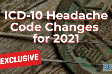 ICD-10 Headache Code Changes for 2021