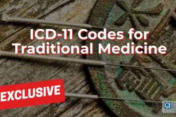 Billing and Coding: ICD-11 Codes for Traditional Medicine