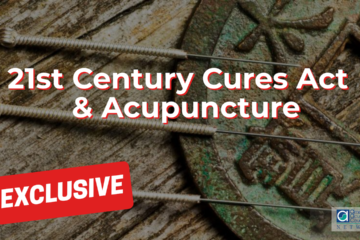 21st Century Cures Act & Acupuncture