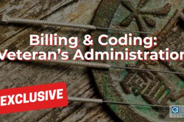 Billing & Coding:Veteran's Administration