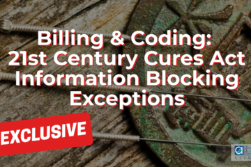 21st Century Cures Act Information Blocking Exceptions