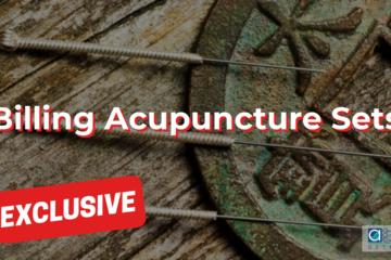 Billing Acupuncture Sets